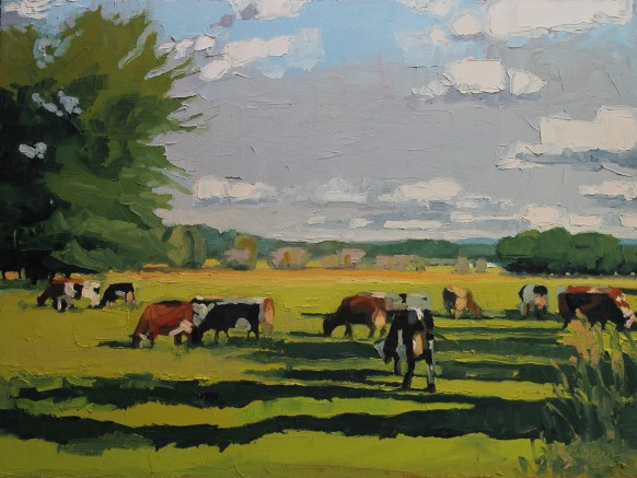 sessions-herd-grazing-old-jerusalem-road18x24